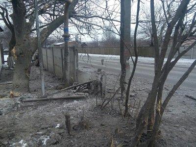 Макеевка: Гвардейка снова попала под обстрел, - местные жители (фото) - фото 3