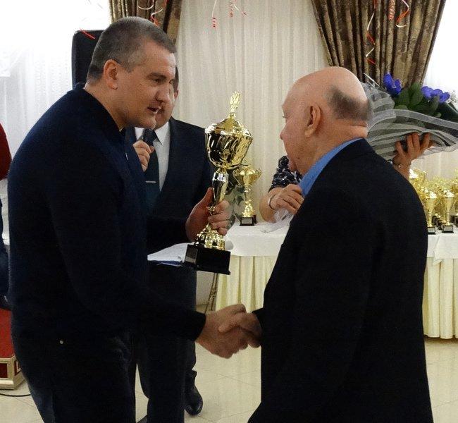 В Симферополе состоялся Бал чемпионов Крыма (ФОТО) (фото) - фото 3