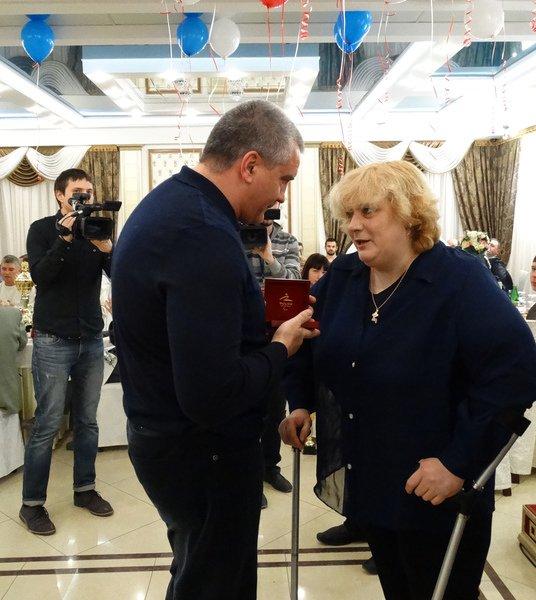 В Симферополе состоялся Бал чемпионов Крыма (ФОТО) (фото) - фото 4