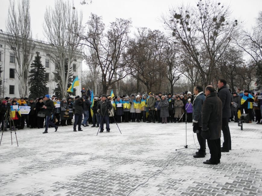 В Краматорске почтили память погибших мариупольцев (ФОТО и ВИДЕО) (фото) - фото 1