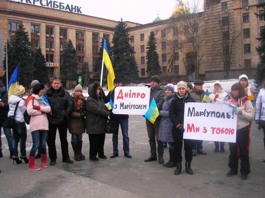 «Я Мариуполь»: в Днепропетровске к акции памяти присоединились волонтеры из Чехии (ВИДЕО, ФОТО) (фото) - фото 2