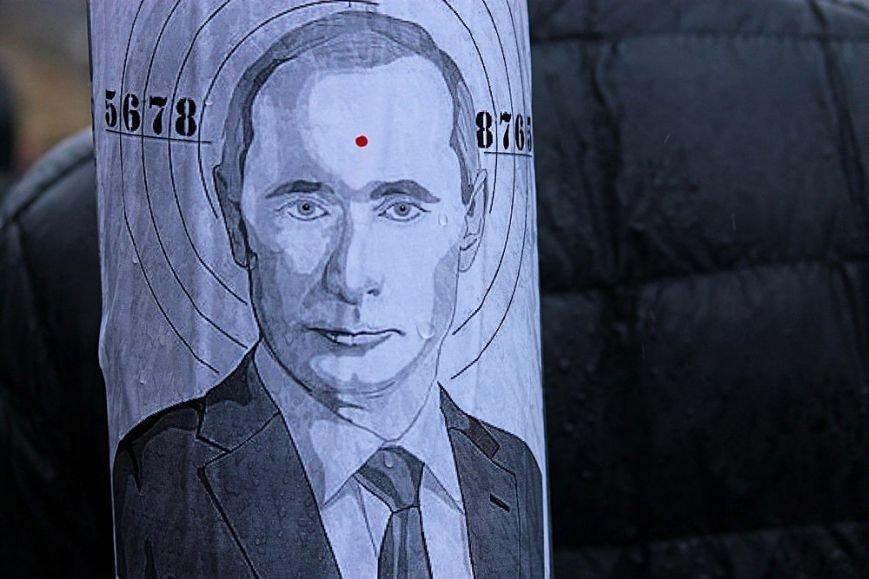 Одесса кремировала Путина. Как это было (ФОТОРЕПОРТАЖ), фото-9