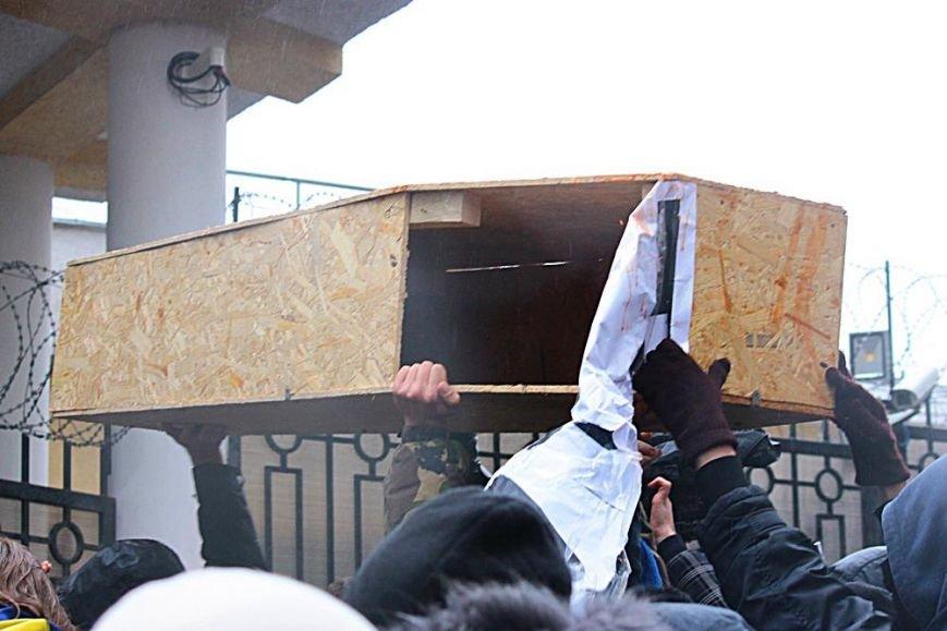 Одесса кремировала Путина. Как это было (ФОТОРЕПОРТАЖ), фото-4