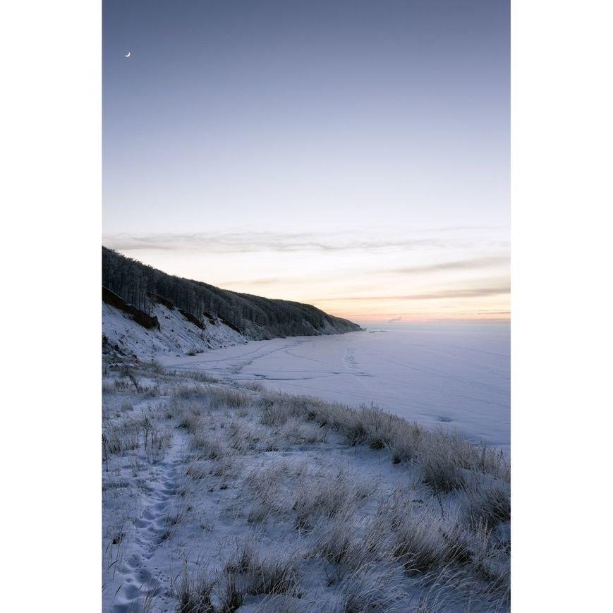 Снежная красота родного города (фото) - фото 1