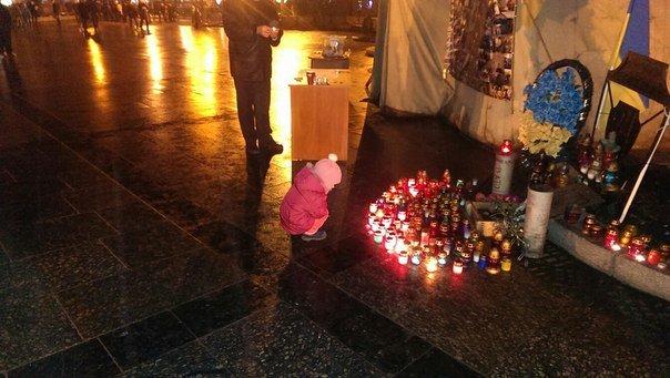 У Львові вшанували пам'ять загиблих у Маріуполі (ФОТО) (фото) - фото 1