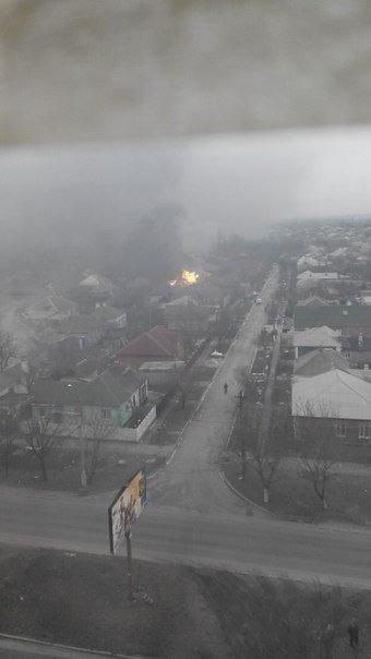 Теракт в Маріуполі у ФОТО та ВІДЕО. Хронологія (фото) - фото 6