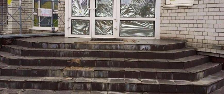 По факту обстрела волонтерского склада открыто уголовное производство, - милиция (ФОТО) (фото) - фото 1