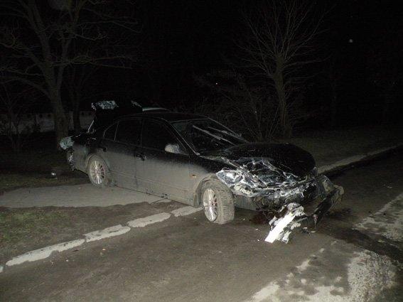 В Николаеве нетрезвый водитель травмировал двух детей (ФОТО) (фото) - фото 1