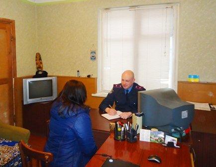работа участковых инспекторов г.Белозерска2