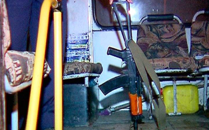 В Бердянске похититель автобуса пытался совершить суицид (ФОТО) (фото) - фото 1