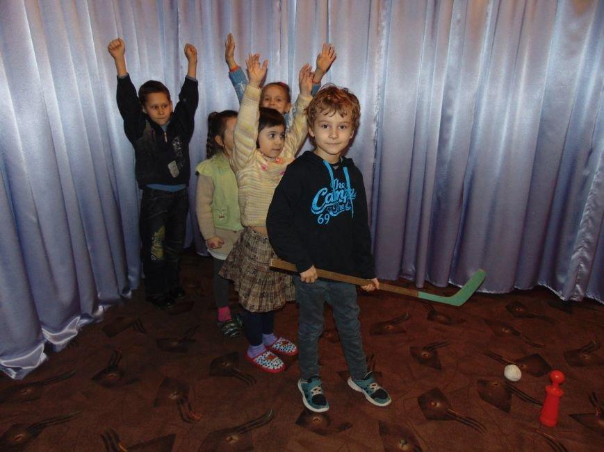 В Димитрове в центре «Бригантина» прошли «Зимние забавы» (фото) - фото 17