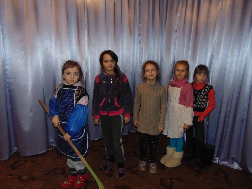 В Димитрове в центре «Бригантина» прошли «Зимние забавы» (фото) - фото 16