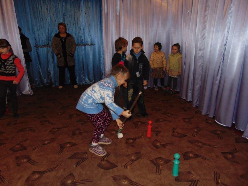 В Димитрове в центре «Бригантина» прошли «Зимние забавы» (фото) - фото 18
