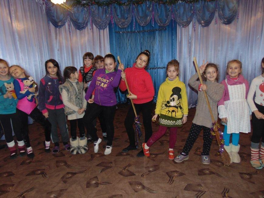 В Димитрове в центре «Бригантина» прошли «Зимние забавы» (фото) - фото 23