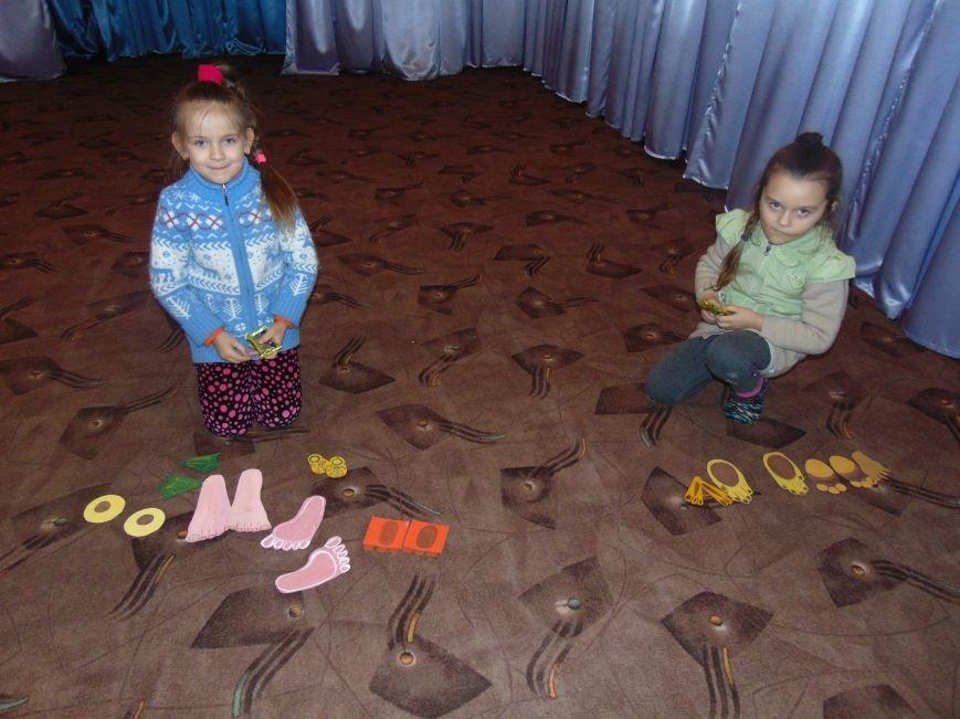 В Димитрове в центре «Бригантина» прошли «Зимние забавы» (фото) - фото 7