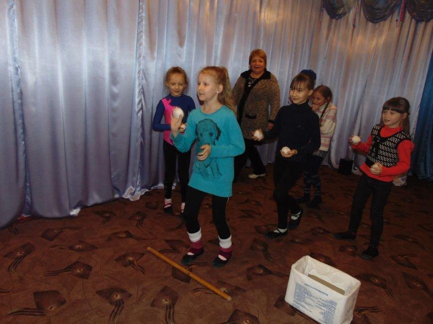 В Димитрове в центре «Бригантина» прошли «Зимние забавы» (фото) - фото 11