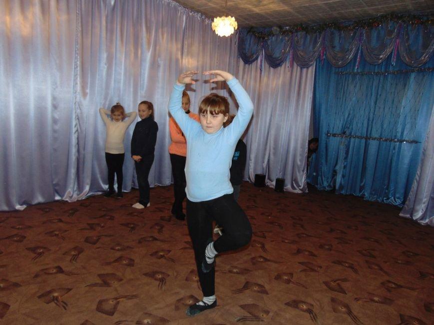 В Димитрове в центре «Бригантина» прошли «Зимние забавы» (фото) - фото 9