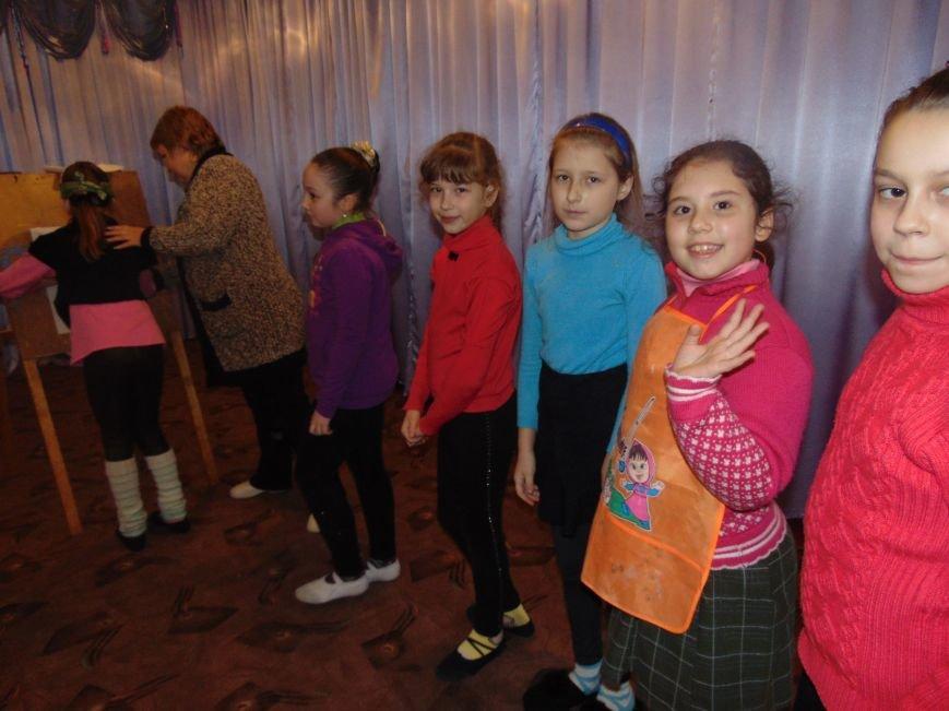 В Димитрове в центре «Бригантина» прошли «Зимние забавы» (фото) - фото 3