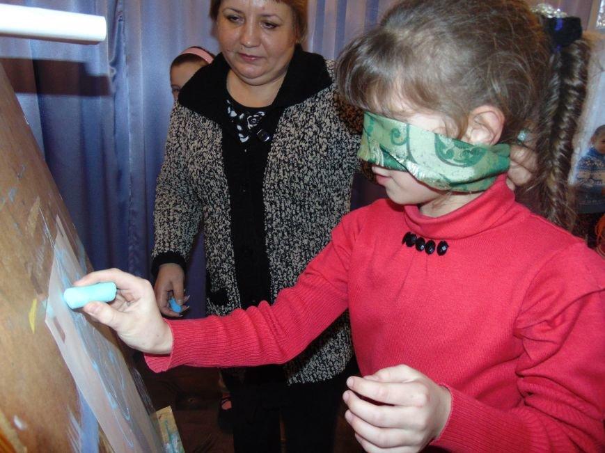 В Димитрове в центре «Бригантина» прошли «Зимние забавы» (фото) - фото 4