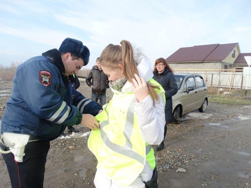 «Студенческий десант» в полиции (фото) - фото 1