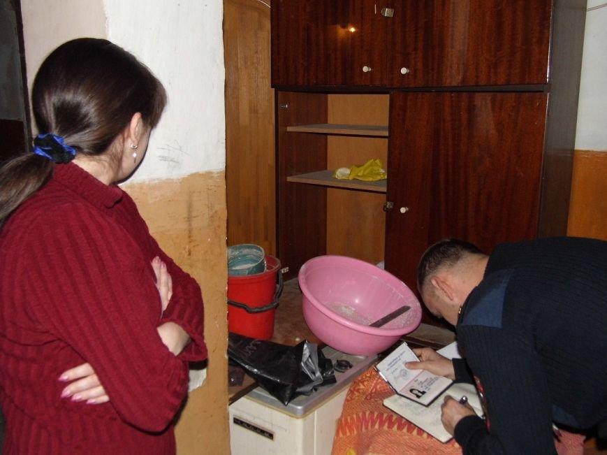 В районе проводятся проверки жилого сектора (фото) - фото 1