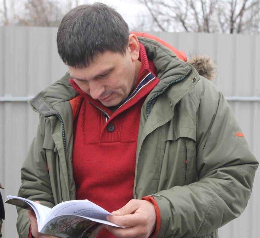 Андрей Цаплиенко: «Красноармейск – очень интересный город. Один из самых продвинутых городов Донбасса!», фото-6