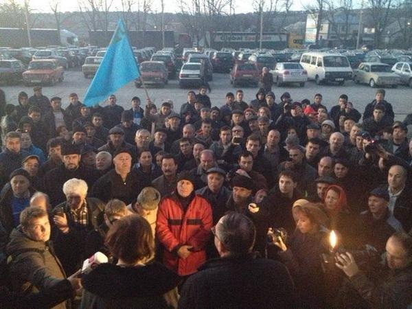 Следственный комитет Крыма подтвердил: обыск телеканала ATR связан с митингом 26 февраля 2014 года (ФОТО) (фото) - фото 3