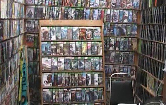 Подпольный цех по тиражированию пиратских дисков «накрыли» в Днепропетровской области (фото) - фото 1