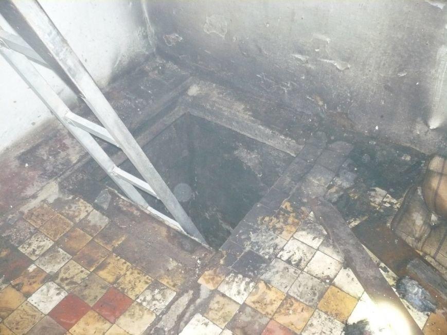 В Новой Каховке пожар со смертельным исходом (фото) (фото) - фото 1