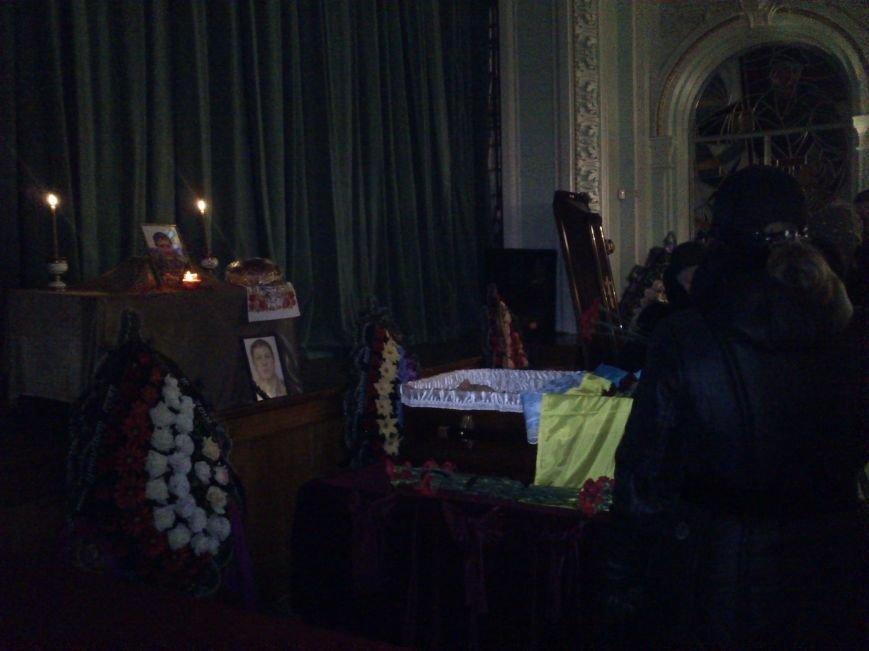 Днепродзержинск простился с погибшим в зоне боевых действий Сергеем Слисаренко, фото-5