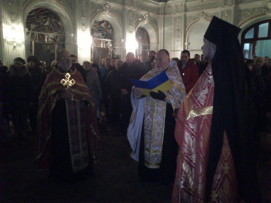 Днепродзержинск простился с погибшим в зоне боевых действий Сергеем Слисаренко, фото-4