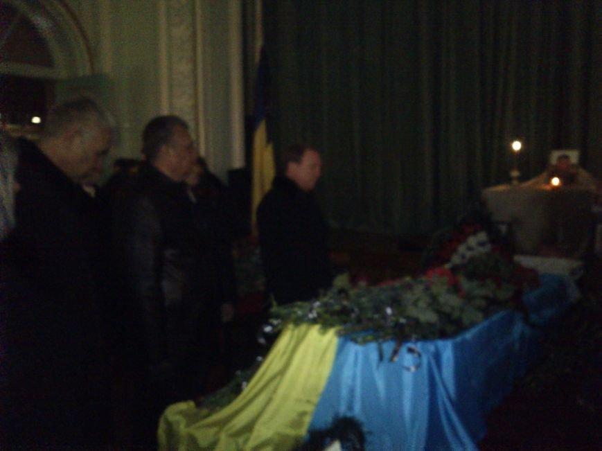 Днепродзержинск простился с погибшим в зоне боевых действий Сергеем Слисаренко, фото-2