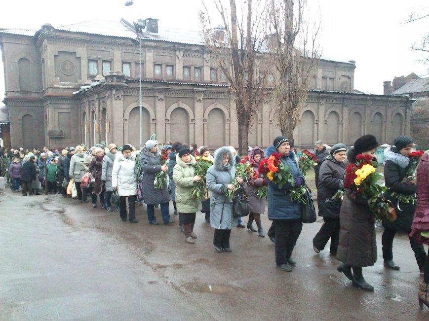 Днепродзержинск простился с погибшим в зоне боевых действий Сергеем Слисаренко, фото-8
