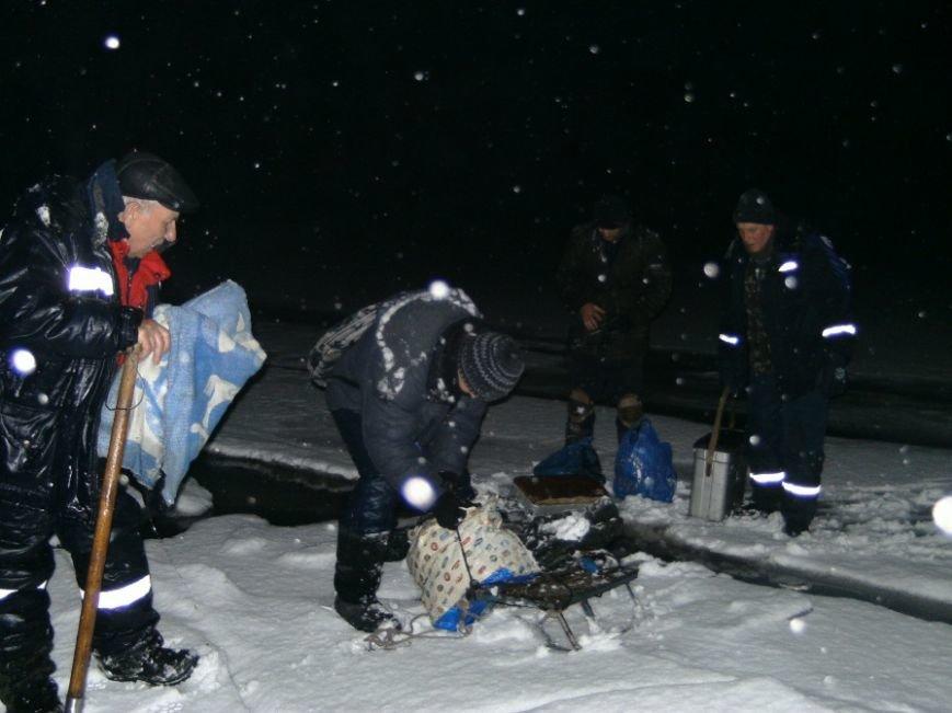 В Кировоградской области спасли заблудившихся рыбалок (фото) - фото 1