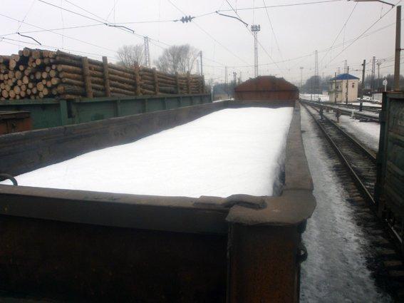 На станцию Красноармейск прибыл железнодорожный состав с углем из Тореза с подозрительными документами (фото) - фото 2