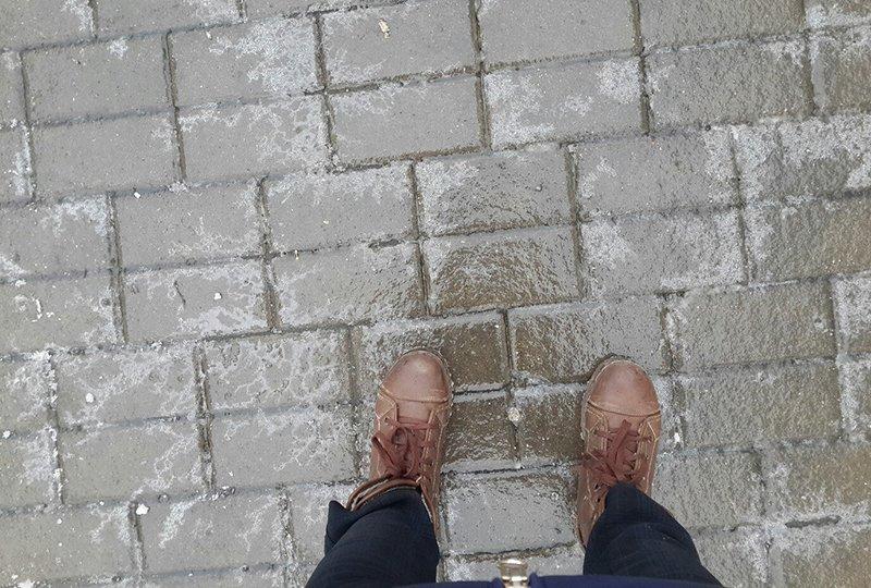 Адвокаты со льдом. Пострадавшие в гололёд белгородцы не жалуются на администрацию города, хотя могут рассчитывать на компенсацию (фото) - фото 4