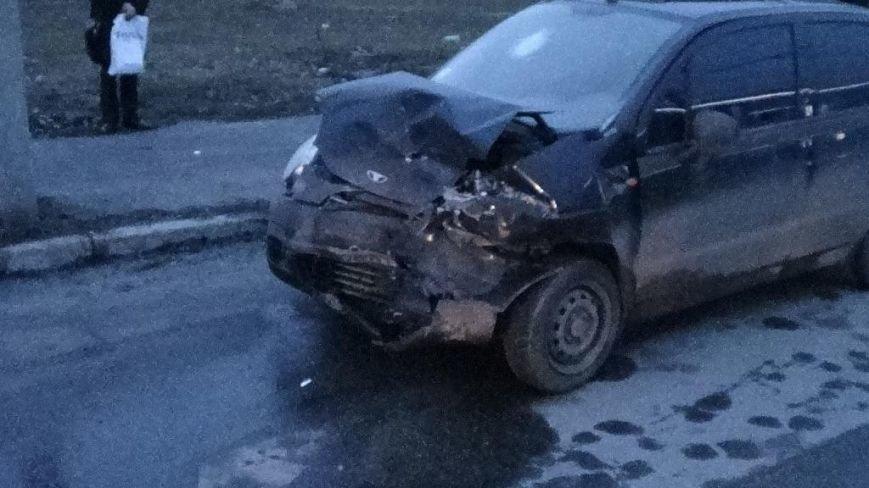 В Кировограде произошло ДТП, в котором пострадал ребенок. Фото (фото) - фото 1