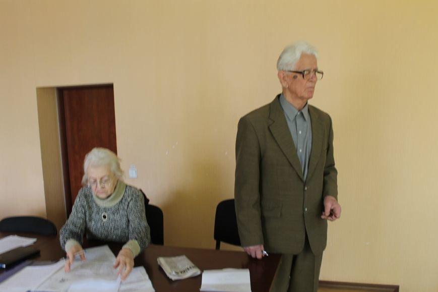 Ветераны Димитрова просят у местной власти продлить маршруты двух автобусов, фото-5