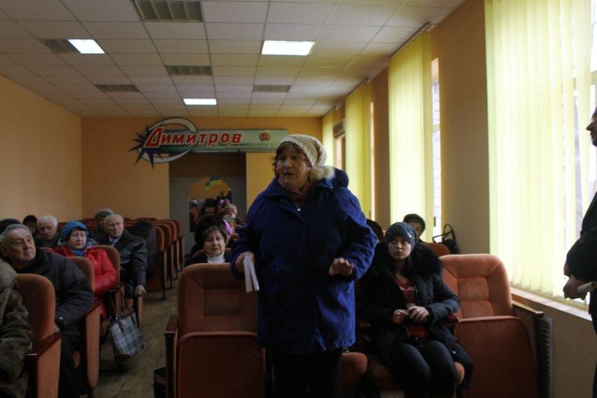 Ветераны Димитрова просят у местной власти продлить маршруты двух автобусов, фото-4