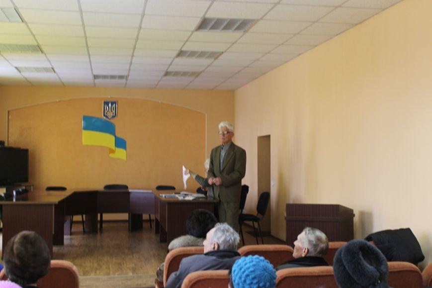 Ветераны Димитрова просят у местной власти продлить маршруты двух автобусов, фото-2