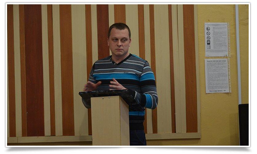 В Славянске прошло обсуждение учебной программы «Захист Вітчизни» (фото) - фото 2
