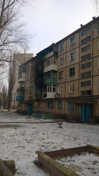 В Авдеевке после обстрелов артиллерией «ДНР» страшные разрушения (ФОТО) (фото) - фото 1