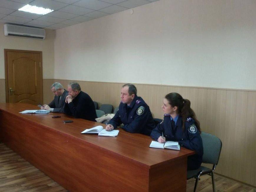 Правоохранители Краматорска предлагают совместное патрулирование города, фото-1
