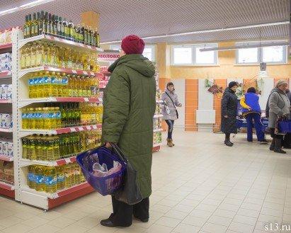 Фотофакт: на открытие продуктового магазина «Квасовский» на ул. Болдина собралось несколько сотен гродненцев (фото) - фото 8