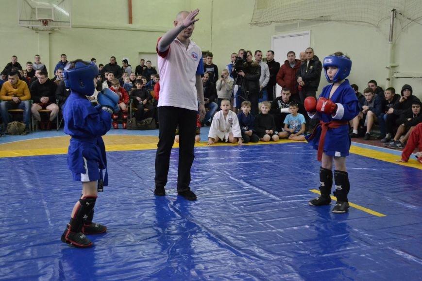 В Николаеве состоялся Всеукраинский турнир по Боевому Самбо (ФОТО) (фото) - фото 7