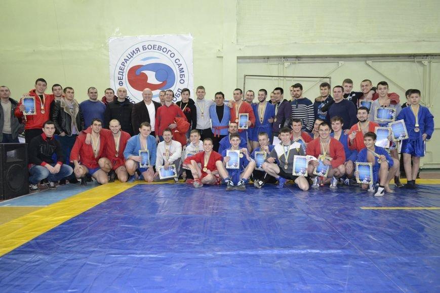 В Николаеве состоялся Всеукраинский турнир по Боевому Самбо (ФОТО) (фото) - фото 2