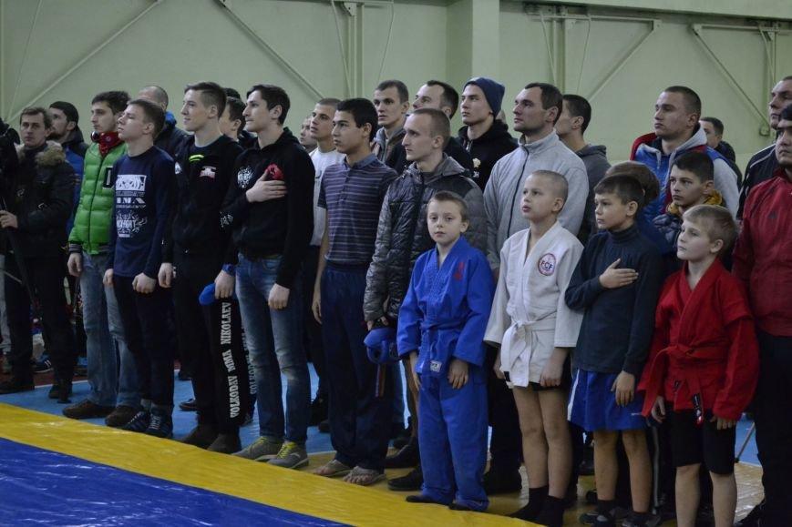 В Николаеве состоялся Всеукраинский турнир по Боевому Самбо (ФОТО) (фото) - фото 1