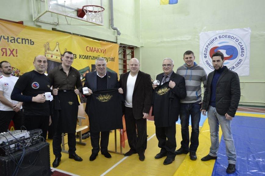 В Николаеве состоялся Всеукраинский турнир по Боевому Самбо (ФОТО) (фото) - фото 5