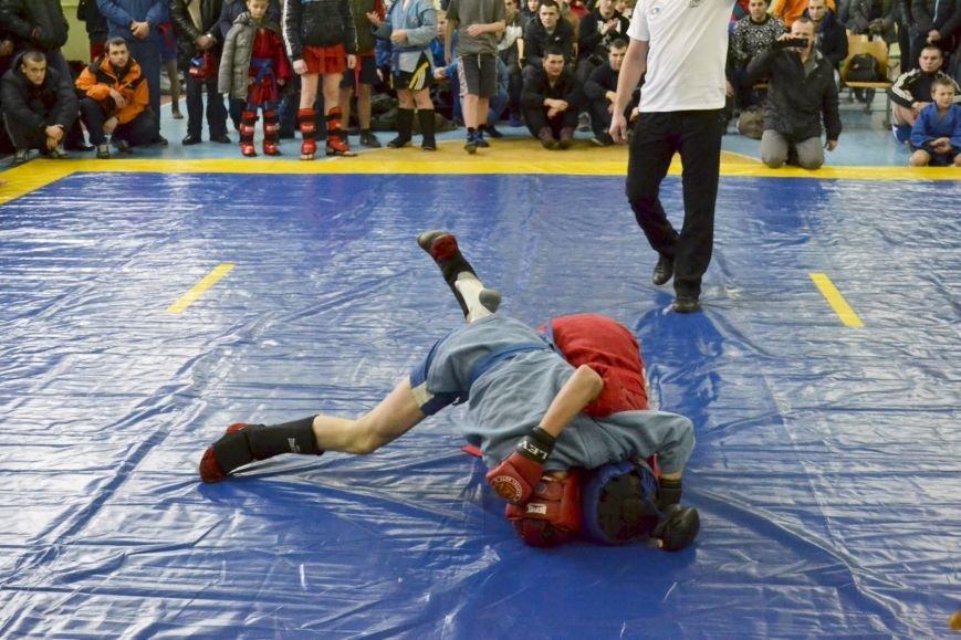 В Николаеве состоялся Всеукраинский турнир по Боевому Самбо (ФОТО) (фото) - фото 3