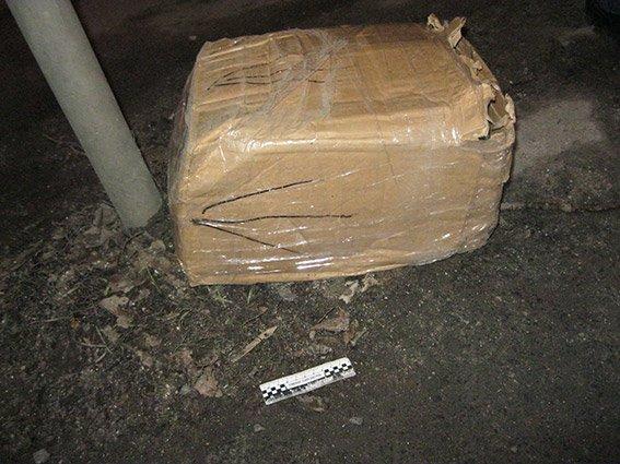 Бдительные николаевцы перепутали компрессор с «бомбой» (ФОТО) (фото) - фото 1